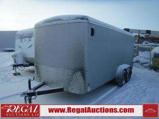 Used 2017 TNT TRA716TA2  UTILITY TRAILER for sale in Calgary, AB