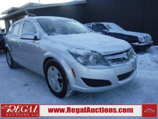 Used 2008 Saturn Astra XE 4D Hatchback for sale in Calgary, AB