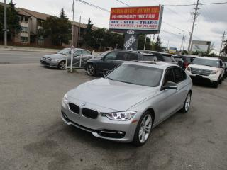Used 2014 BMW 3 Series 328i xDrive ONE OWNER! for sale in Toronto, ON