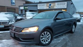 Used 2013 Volkswagen Passat Trendline for sale in Etobicoke, ON