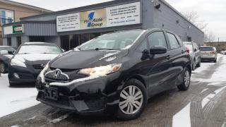 Used 2015 Honda Fit LX w/Backup Cam for sale in Etobicoke, ON