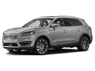 New 2019 Lincoln Nautilus AWD for sale in Fredericton, NB