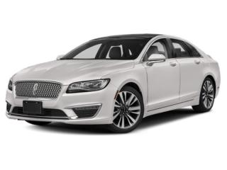 New 2019 Lincoln MKZ AWD for sale in Fredericton, NB