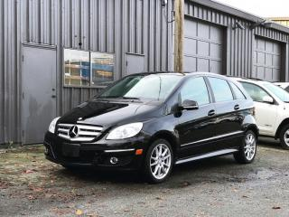 Used 2011 Mercedes-Benz B-Class B 200 for sale in Coquitlam, BC