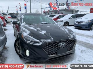 Used 2018 Hyundai Sonata 2.4 Sport | 1OWNER | SPORTCLOTH SEATS | ROOF | CAM for sale in London, ON