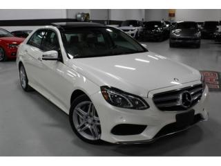 Used 2014 Mercedes-Benz E-Class E550 4MATIC   AMG   FULLY LOADEE for sale in Vaughan, ON