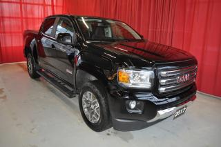 Used 2017 GMC Canyon SLE | Crew | All Terrain | Navigation for sale in Listowel, ON