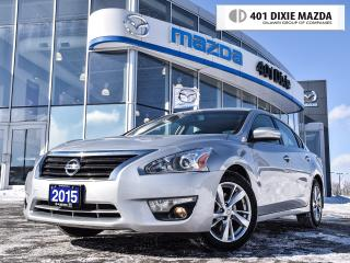 Used 2015 Nissan Altima 2.5 SL, ONE OWNER, NO ACCIDENTS for sale in Mississauga, ON