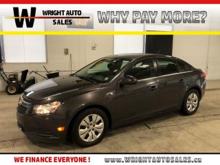 Used 2014 Chevrolet Cruze 1LT|BLUETOOTH|LOW MILEAGE|52,469 KM for sale in Cambridge, ON