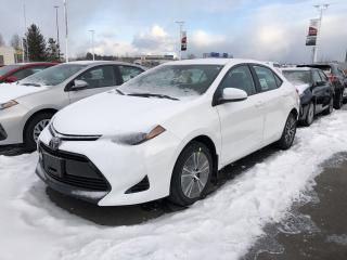 New 2019 Toyota Corolla LE for sale in Pickering, ON