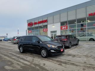 Used 2019 Kia Sedona LX+ | Power Sliding Doors | 8 Seater for sale in Stratford, ON