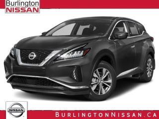 New 2019 Nissan Murano SV for sale in Burlington, ON