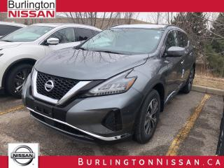 New 2019 Nissan Murano S for sale in Burlington, ON