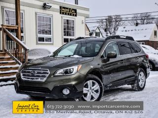 Used 2015 Subaru Outback 2.5i H.SEATS X MODE BLUETOOTH WOW!! for sale in Ottawa, ON