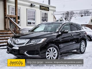 Used 2016 Acura RDX Tech Pkg LEATHER ROOF BLIS NAV LNE DEP WOW!! for sale in Ottawa, ON