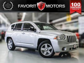 Used 2010 Jeep Compass Sport/North | ALLOYS | 4WD | AUX  | A/C for sale in North York, ON