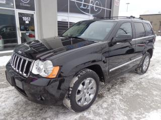 Used 2008 Jeep Grand Cherokee Limited Navigation Rear camera Diesel for sale in Etobicoke, ON