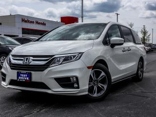 Used 2019 Honda Odyssey EX|Dealer Demonstrator, Used Car for sale in Burlington, ON
