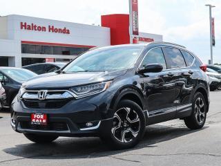Used 2019 Honda CR-V TOURING|Dealer Demonstrator, Used Car for sale in Burlington, ON