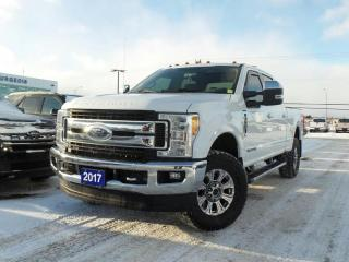 Used 2017 Ford F-250 Super Duty SRW XLT 6.7 V8 DIESEL HEATED SEATS NAVIGATION for sale in Midland, ON