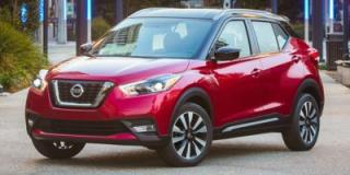 New 2019 Nissan Kicks SR FWD  -  Fog Lights - $161.46 B/W for sale in Mississauga, ON