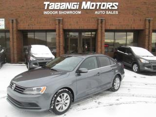 Used 2015 Volkswagen Jetta COMFORTLINE | HEATED SEATS | BACK UP CAM for sale in Mississauga, ON
