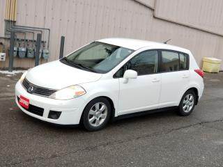 Used 2009 Nissan Versa 5dr HB I4 1.8 for sale in Mississauga, ON
