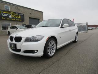 Used 2011 BMW 3 Series XDrive,AWD,NAVI,PARK SENSOR,LEATHER,SUNROOF for sale in Newmarket, ON