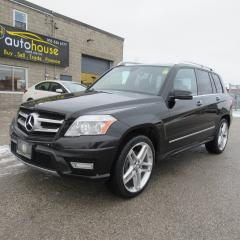 Used 2012 Mercedes-Benz GLK-Class 4MATIC leather seats AWD for sale in Newmarket, ON