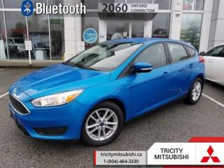 Used 2015 Ford Focus SE  - Bluetooth -  Sync for sale in Port Coquitlam, BC