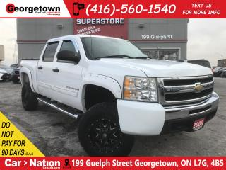 Used 2009 Chevrolet Silverado 1500 LT | LIFTED | BIG WHEELS | YOU CERTIFY YOU SAVE for sale in Georgetown, ON