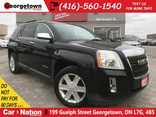 Used 2011 GMC Terrain SLE-2 | V6 | BU CAM | HEATED SEATS | PIONEER SOUND for sale in Georgetown, ON