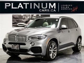 Used 2014 BMW X5 xDrive50i, M-SPORT, EXEC, NAVI, 360 CAM, B&O Sound for sale in Toronto, ON