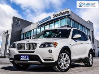Used 2013 BMW X3 XDrive28i|NAV|NEW TIRES&BRAKES for sale in Scarborough, ON