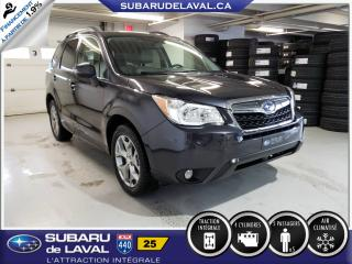 Used 2016 Subaru Forester 2.5i Limited Awd ** Cuir Toit Navigation for sale in Laval, QC