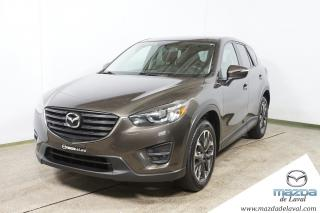 Used 2016 Mazda CX-5 Gt Awd Cuir for sale in Laval, QC