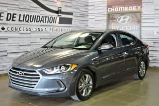 Used 2017 Hyundai Elantra Gl Cammera+mags for sale in Laval, QC