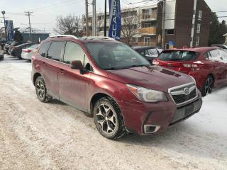 Used 2016 Subaru Forester 2.0XT groupe Limited AWD CVT + CUIR + GP for sale in Rivière-Du-Loup, QC