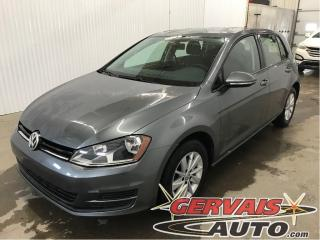 Used 2015 Volkswagen Golf Trendline Tsi A/c for sale in Trois-Rivières, QC