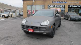 Used 2006 Porsche Cayenne S/NAVI/BOSE/PLATINUM PACKAGE for sale in North York, ON