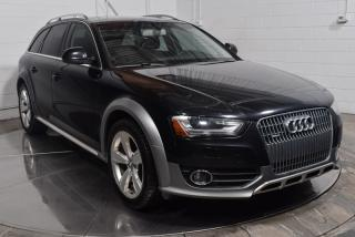 Used 2014 Audi A4 Allroad Cuir Toit for sale in St-Constant, QC