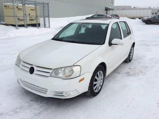 Used 2008 Volkswagen City Golf 4dr HB Auto for sale in Quebec, QC