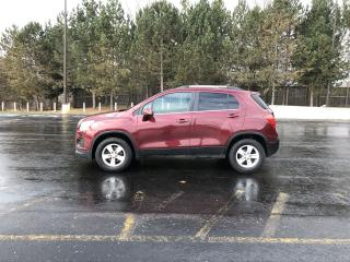 Used 2015 CHEV TRAX LT AWD for sale in Cayuga, ON