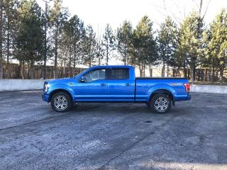 Used 2016 Ford F-150 Lariat FX4 Crew 4X4 for sale in Cayuga, ON