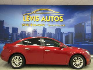 Used 2012 Chevrolet Cruze Eco A/c for sale in Lévis, QC