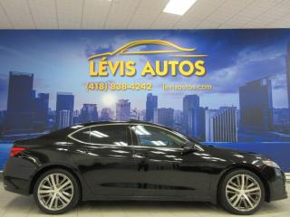 Used 2015 Acura TLX Elite Sh-Awd Gps for sale in Lévis, QC