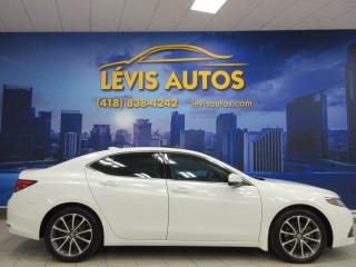 Used 2015 Acura TLX Tech AWD for sale in Lévis, QC