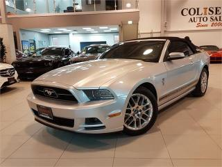 Used 2014 Ford Mustang V6 PREMIUM CONVERTIBLE PONY PACKAGE for sale in Toronto, ON
