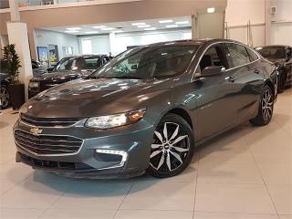 Used 2017 Chevrolet Malibu LT-NAVIGATION-PANO ROOF-LEATHER-ONLY 44KM for sale in Toronto, ON