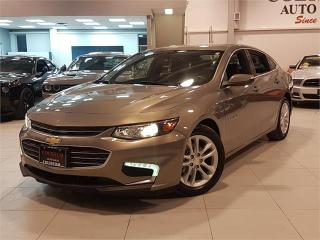 Used 2017 Chevrolet Malibu LT-LEATHER-CAMERA-BLUETOOTH-HEATED SEATS for sale in Toronto, ON